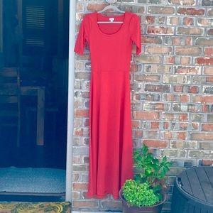 Lularoe Full Length Maxi Dress Ana Size XS